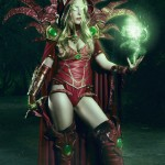 This World of Warcraft Valeera Sanguinar Cosplay is Amazing! [pic]