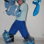 Worst Mega-Man Cosplay Ever [pic]