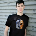 This Star Wars T-Shirt Has The Droids You Are Looking For [pic]