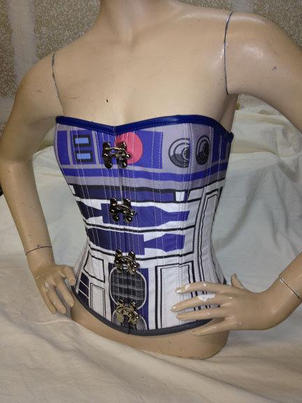 R2-D2 Corset