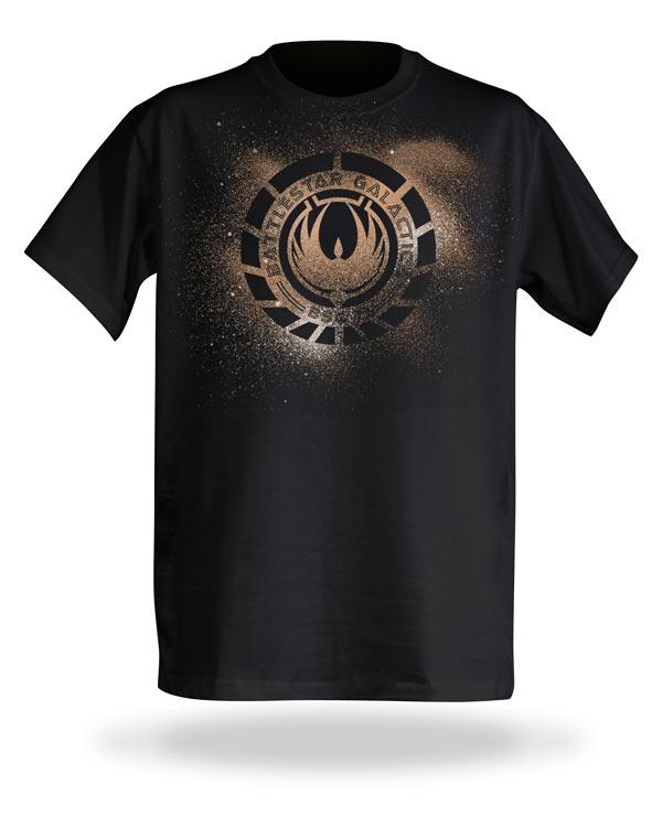 Battlestar Galactica Crest T-Shirt