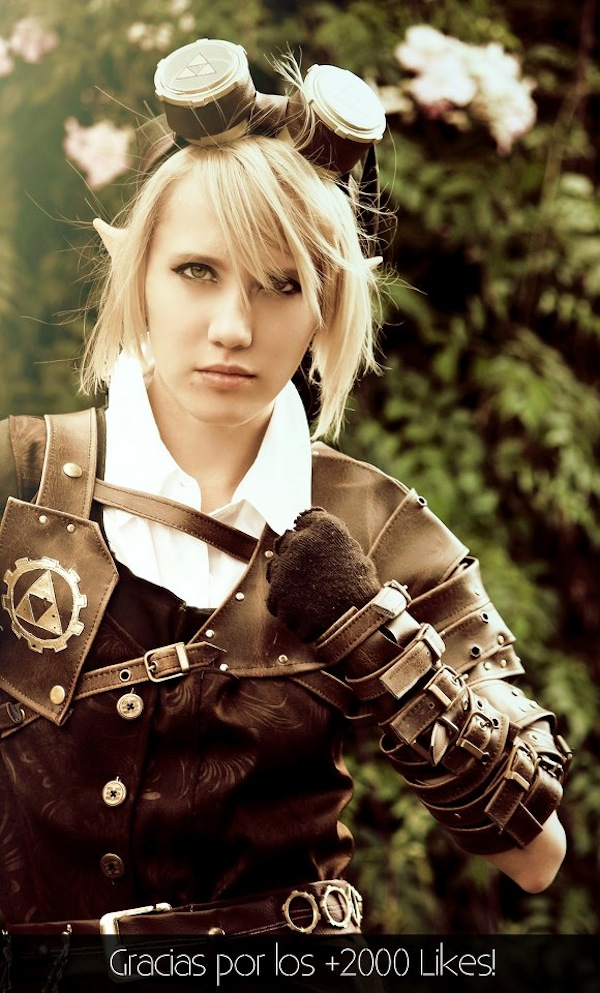 Legend of Zelda Steampunk Cosplay