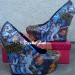 These Star Wars Wedge Shoes Are Amazing!