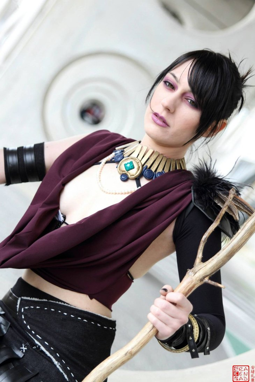 Dragon Age: Origins Cosplay