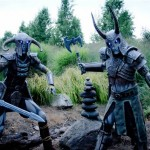 Incredible Skyrim Draugr Deathlords Cosplay