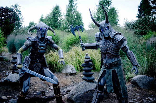 Draugr Deathlords Cosplay