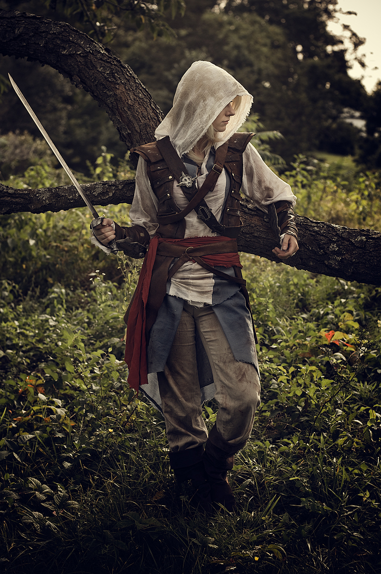 Assassins Creed: Black Flag Cosplay