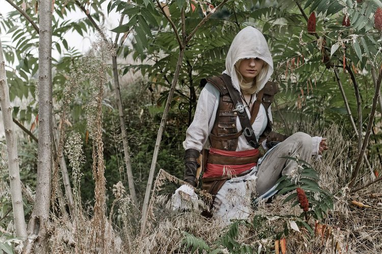 Assassin's Creed: Black Flag Cosplay