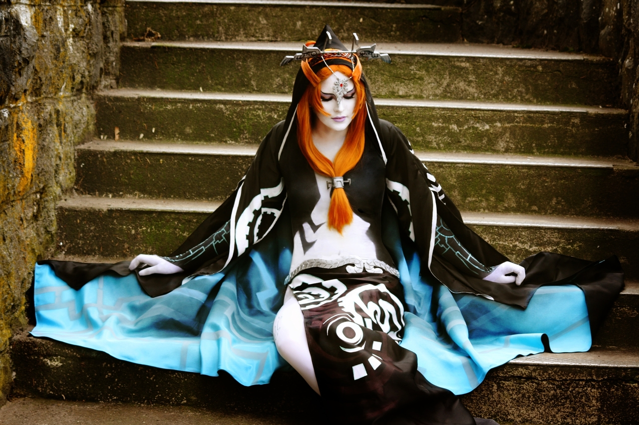 Legend of Zelda: Twilight Princess Midna Cosplay