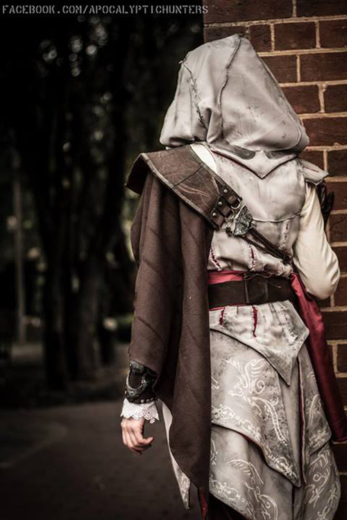 Ezio Auditore da Firenze Cosplay