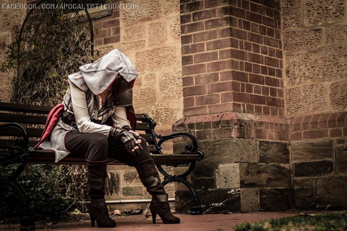 Assassin's Creed II Female Ezio Cosplay