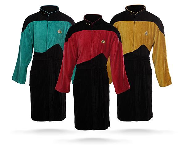Star Trek TNG Robes