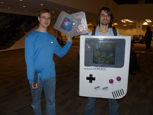Nintendo Game Boy Cosplay