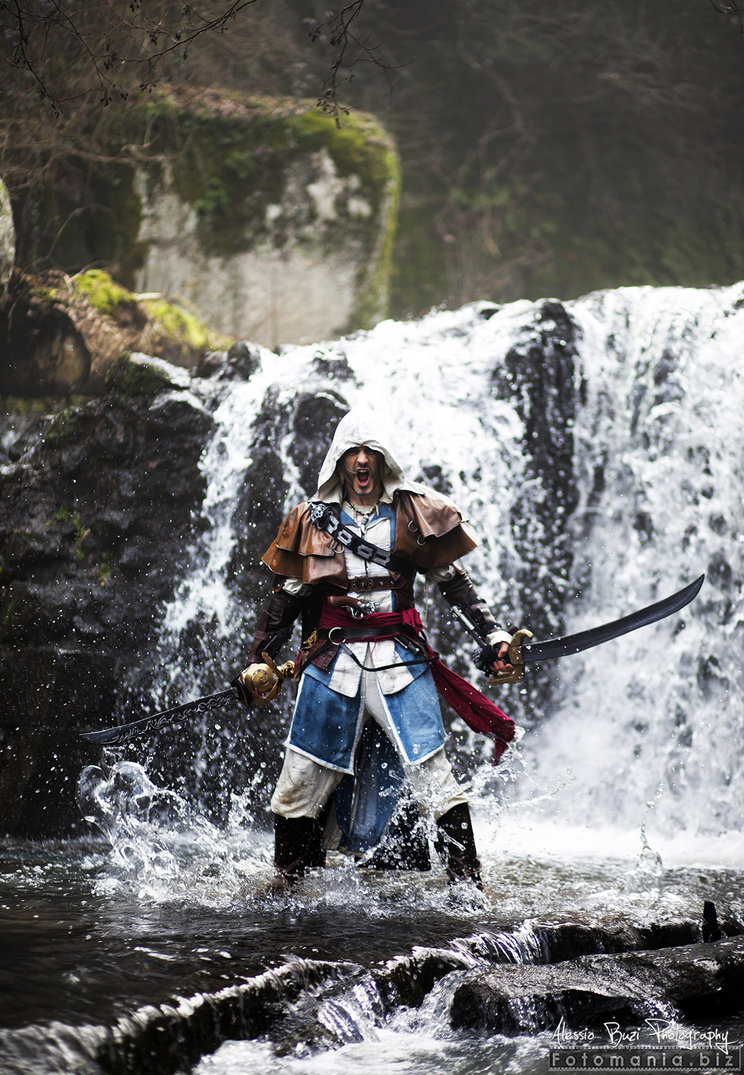 Assassin's Creed IV: Black Flag Edward Kenway Cosplay