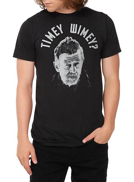 War Doctor Timey Wimey Shirt